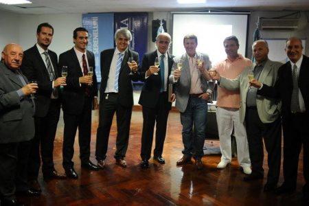 Brindis de fin de año de la Asociación de Corresponsales Extranjeros
