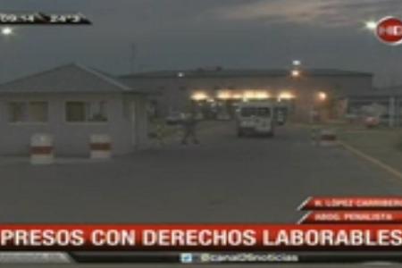POLÉMICA CARCELARIA EN BUENOS AIRES