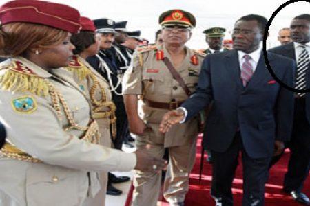 Fallece Felipe Eguang Nsue Guardaespaldas de Obiang Nguema