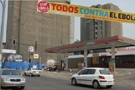UN PARÉNTESIS DETRÁS DE LOS CARTELES CONTRA EL ÉBOLA