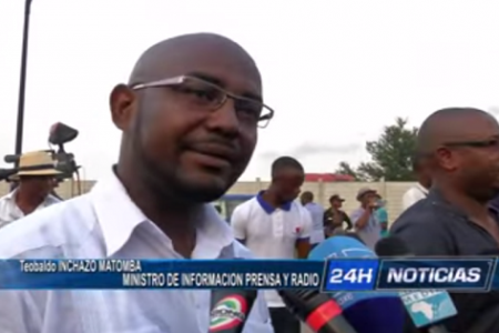 """Empleados de la TVGE boicotearan las CAN """"Nchaso Matomba es egoísta y ladrón"""" aseguran"""