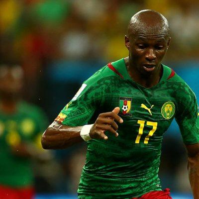 Mbia será baja 15 días y jugará la Copa de África