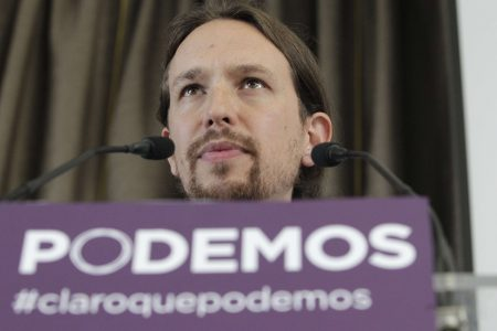 Iglesias: la marcha del 31 de enero abrirá un cambio de ciclo