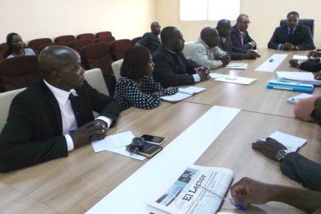 Gabriel Mbenga Obiang y la Organización de la Sociedad Civi l