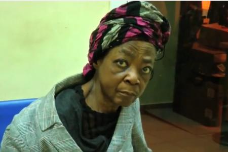 Regina Ela Mañe Ministra de Educación y Cultura de Severo Moto humillada en Malabo