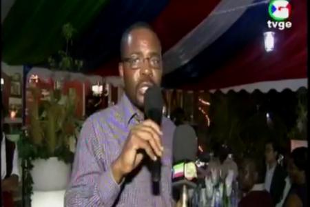 Gabriel Obiang Lima y su campaña de lavado de imagen en la TVGE