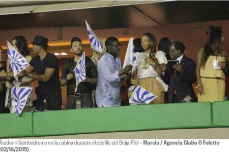 El Ministerio Fiscal de Brasil abre una investigación a Nguema Obiang por lavado de dinero