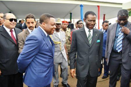 Nicolás Obama Nchama amenaza con acciones contundentes a los 600 detenidos
