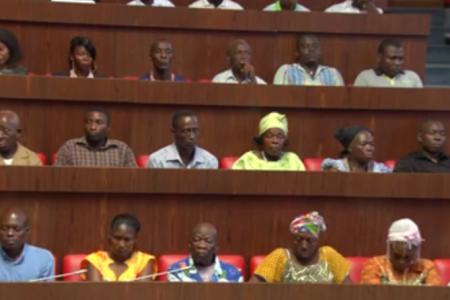 La Comisión de Quejas y Peticiones de la Cámara de los Diputados y el Poder Judicial en Guinea Ecuatorial