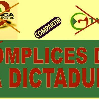 """Nicolas Obama Nchama """"GECOMSA tiene problemas técnicos disculpen las molestias"""""""
