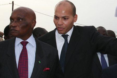 Karim Wade, hijo del ex presidente Abdoulaye Wade condenado a 6 años de prisión