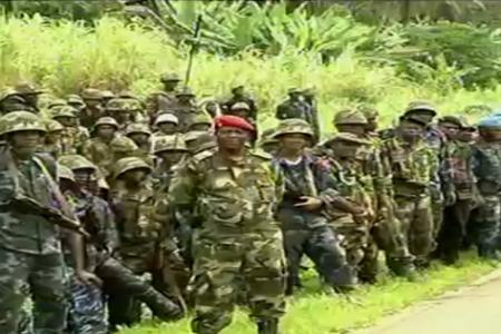 El gobierno de Guinea Ecuatorial prepara al ejército ante una posible amenaza de Boko Haram.
