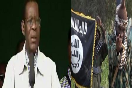 """Obiang Nguema """"estaremos solos en nuestra lucha contra Boko Haram"""""""