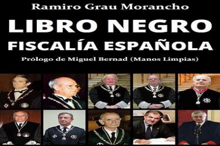 El «Libro Negro de la Fiscalía Española», EDITADO EN PAPEL