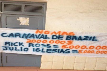 Fracasa la reunión celebrada entre representantes de Estudiantes «No habrá perdón»