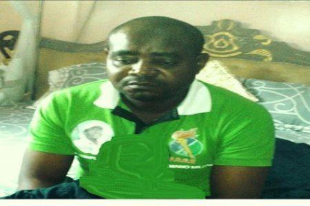 Luis Ndong Owono Responsable Adjunto de Comunicación del PDGE y TVGE