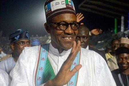 El Opositor Muhammadu Buhari presidente electo de Nigeria