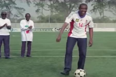 Candido Nsue Okomo al frente de la Secretaria de Juventudes y Deportes