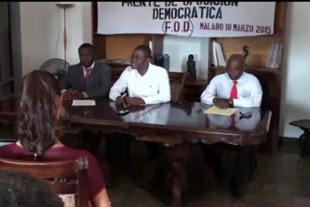 Vídeo: Creación del Frente de Oposición Democrática (FOD)