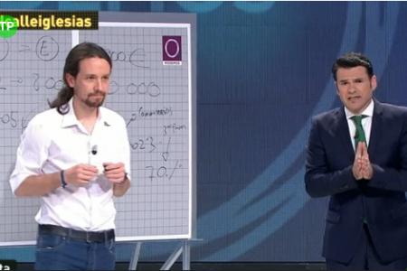 """Pablo Iglesias """"el problema que tiene España no es que no lleguen inmigrantes"""""""