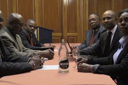 Se constituye en Madrid un nuevo Partido Político de Guinea Ecuatorial