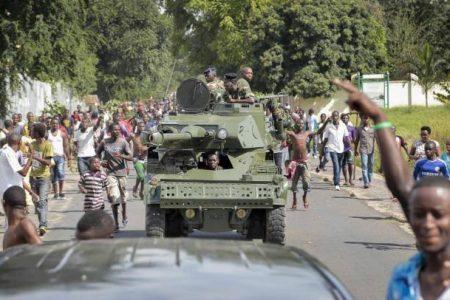 BURUNDI SIGUIENDO EL CAMINO DE BURKINA FASO Y LA RDC