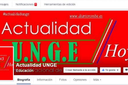 """Nace """"Actualidad UNGE"""" la herramienta de lucha de la UNGE"""