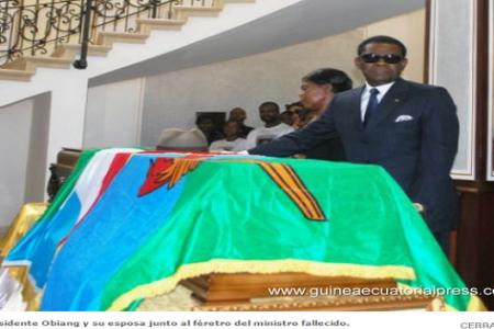 Francisco Macias intentó deshacerse de Obiang Nguema en tres ocasiones