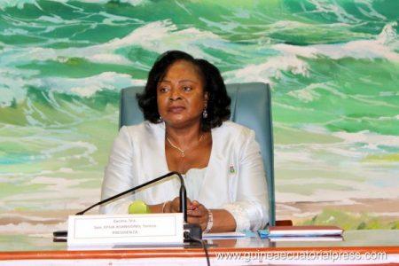 """El Senado de Guinea Ecuatorial aprueba leyes sin leerlas """"CONFÍA"""" en el Gobierno"""