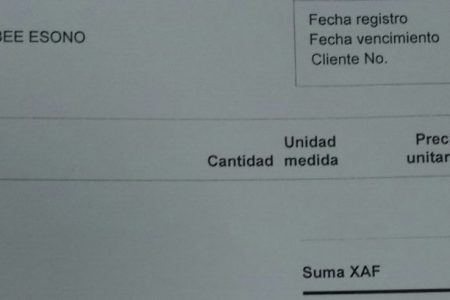 """Feliciano Bee acude al Hospital Clínico La Paz y deja una """"deuda"""" de 92.500  francos"""