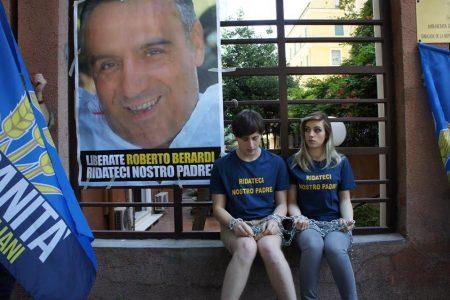 """Los hijos de Roberto Berardi piden al Gobierno de Guinea """"entregarnos a nuestro Padre"""""""