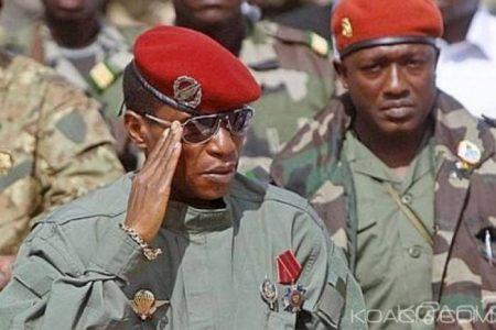 GUINEA CONAKRY: EL REGRESO DEL DICTADOR