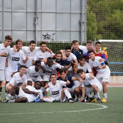 Raúl Riquesa e Iván Lopato han conseguido el ascenso a Primera División Autonómica