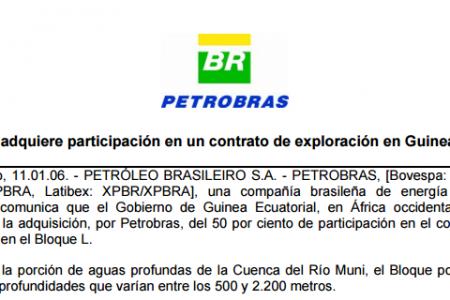 Detienen Presidentes de Constructoras por fraude en Petrobas empresa vinculada a Guinea E.