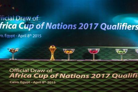 Eliminatorias para la Copa África de Naciones Gabón 2017