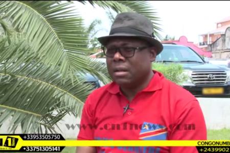 """Diputado Congoles """"Obiang construye Guinea Ecuatorial como Napoleón lo hizo con Francia"""""""