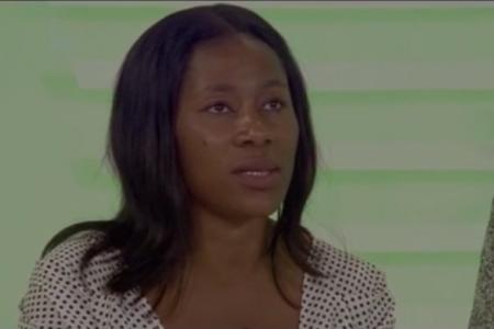 """Dolores Nchama Alogo """"Andres Esono acosa a sus alumnas a cambio de buenas notas"""""""