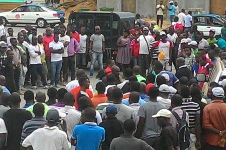 Vídeo: Los trabajadores de SOMAGEC convocan protestas y manifestaciones en Malabo y Bata