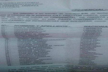 Corrupción: Directores y Comisarios de la Seguridad Nacional cobran 100.000 francos por Permanencia