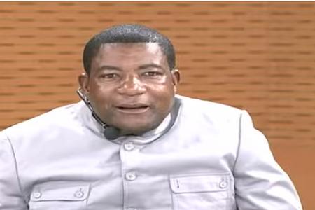 """Martin Ndong Nsue """"Los ciudadanos deben ejecutar sus propias sentencias"""""""