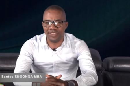 Vídeo: Eugenio Nzé Obiang ficha al periodista Juan Carlos Engonga para ridiculizar la TVGE