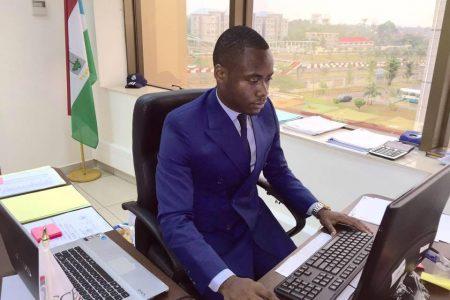 Respuesta al Jefe de Departamentos de Recursos Humanos de CCEI BANCK-Malabo