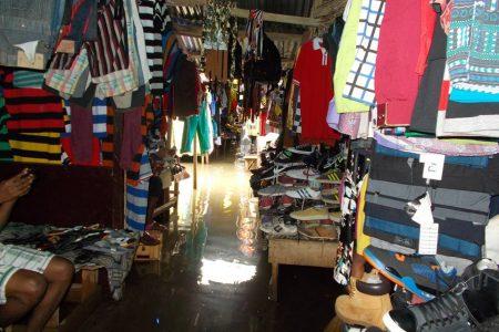 El Mercado Central de Malabo, lugar paradógicamente emblemático de la ciudad
