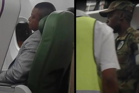 """Guardaespalda de Obiang """"Guinea nos pertenece y subimos al avión sin pagar billetes"""""""