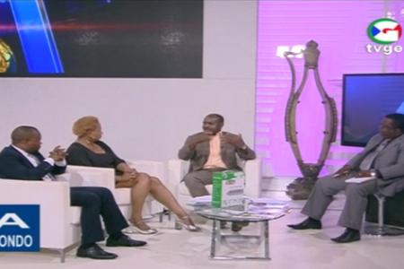 """Luis Ndong Owono """"el PDGE prometió empleo y por qué no hay empleo"""""""