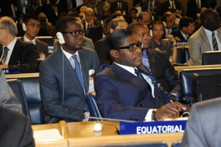 Obiang cesa y revoca la inmunidad diplomática de Crisantos Obama Ondo