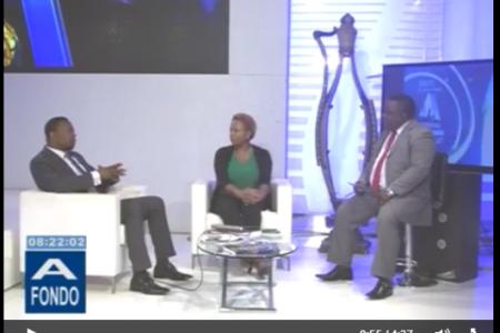 Pamela Nzé ridiculiza al Director de la Escuela Profesional SÓCRATES Clemente Obiang Obiang Nchama