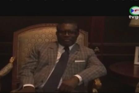 Nguema Obiang Mangue busca apoyos para liderar el PDGE en detrimento de Mbega Obiang