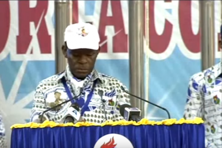 """Primera víctima de la orden de """"Justicia Popular"""" dictada por Obiang Nguema"""