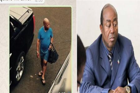 Escandalosas imágenes de miembros del Gobierno en….
